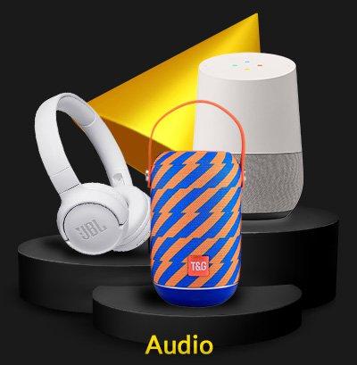 Audio<