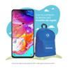 SAMSUNG Galaxy A70 2019 128GB 6GB RAM Triple Cámara Huella Desbloq Facial - Azul al mejor precio solo en loi