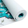 Alfombra para Yoga de 6mm de espesor - Patrón Étnico Turquesa al mejor precio solo en loi