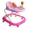 Andador para Bebé de 8 a 18 meses hasta 12Kg - Rosado al mejor precio solo en LOi