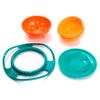 Plato Giratorio para Bebé Antiderrames Plástico Resistente al mejor precio solo en loi