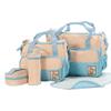 Set de bolsos maternales - 5 PIEZAS Celeste al mejor precio solo en loi