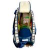 Bolso Maternal Grande con Cambiador - Azul al mejor precio solo en loi