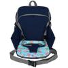 Mochila Maternal 2 en 1 Impermeable, múltiples compartimentos - Azul al mejor precio solo en loi