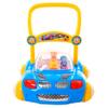 Andador Caminador para Bebé con Música y Luces Diseño Autito - Azul al mejor precio solo en loi