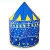 Carpa Castillo Infantil con Mosquitero Color Azul al mejor precio solo en loi