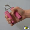 Desarrollador Muscular de manos con mango en espuma Rosa al mejor precio solo en loi