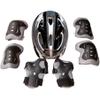 Kit protector KOLKE con casco, rodilleras y coderas al mejor precio solo en loi