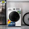 Lavasecarropas ENXUTA Capacidad Lavado 10.5Kg Secado 7Kg Carga Frontal LSENX10570 al mejor precio solo en loi