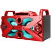 Parlante Bluetooth Kolke SHAKE a Batería con Mic Rojo al mejor precio solo en loi