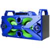 Parlante Bluetooth Kolke SHAKE a Batería con Mic Azul al mejor precio solo en loi