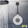 Parlante Bluetooth a Prueba de Agua 5W RMS con Correa y Ventosa - Blanco al mejor precio solo en loi
