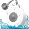 Parlante Inalámbrico Waterproof, con cordón y ventosa - Blanco al mejor precio solo en loi