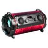 Parlante Kolke Bomb Inalámbrico con batería recargable - Rojo al mejor precio solo en loi
