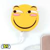 Power Bank Emoji 2400mAh - Ruborizado al mejor precio solo en loi
