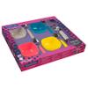 Set para Helado Tramontina Mix Color de 9 piezas al mejor precio solo en loi