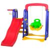 Set de juegos para niños 3 en 1 Hamaca Tobogán Aro de Basket al mejor precio solo en loi