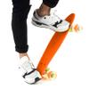 Skate Patineta Aluminio con Ruedas en PU - Anaranjado al mejor precio solo en loi