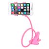 Soporte para Celular Pinza con Brazo Flexible - Rosa al mejor precio solo en loi