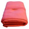 Toalla de Microfibra Super Absorbente 130x80cm Rosa al mejor precio solo en loi