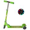 Tripatín con Luces plegable con 3 ruedas - Verde al mejor precio solo en loi