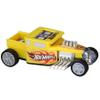 Auto a Fricción Hot Wheels Pull Back Racers Bone Shaker - Amarillo al mejor precio solo en loi
