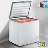 Freezer Horizontal CONSUL 311L Función Dual Freezer o Refrigerador Cerradura con Llave - Blanco al mejor precio solo en loi