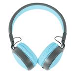 Auriculares con Micrófono ExtraBass V8 - Celeste