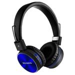 Auriculares Bluetooth L200 Plegables con Micrófono - Azul