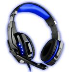 Auriculares Gamer Kolke Cobra 7.1 USB Azul