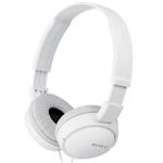 Auriculares SONY ZX110 - Blanco