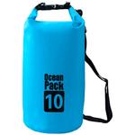 Bolso impermeable Ocean Pack de 10 litros - Azul
