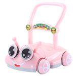 Andador Caminador para Bebé con Música y Luces Diseño San Antonio - Rosa