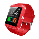 SmartWatch CellWatch U8 Bluetooth Rojo