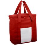 Bolso Conservadora térmica de tela de 20 Litros - Rojo