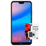 Huawei P20 Lite de 5.48'' 32GB + 16GB de Regalo - Negro