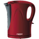 Jarra Eléctrica Nappo de 2200W y 1.7L - Rojo