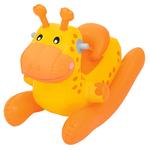 Balancín Inflable Bestway Infantil Diseño de Animales - Jirafa