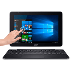 Notebook ACER Switch 10.1'' Touch Quad Core Teclado Desmontable WIN 10