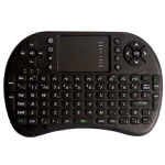 Mini Teclado Inalámbrico con Touch Pad para Android TV Smart