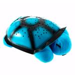 Tortuga Veladora Musical con Luces Interactivas - Azul