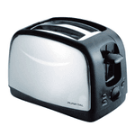 Tostadora Doble Punktal 800w Acero Inox A1858