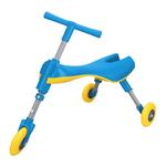 Triciclo Andador Plegable Infantil Super Resistente - Celeste