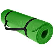 Alfombra para Yoga de 1cm espesor en NVR Verde al mejor precio solo en loi