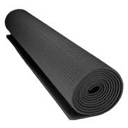 Alfombra Yoga 3mm en PVC Negro al mejor precio solo en loi