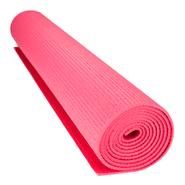 Alfombra Yoga 3mm en PVC Rosa al mejor precio solo en loi