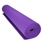 Alfombra Yoga 3mm en PVC Violeta al mejor precio solo en loi