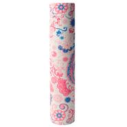 Alfombra para Yoga de 6mm de espesor - Patrón Paisley Rosa al mejor precio solo en loi