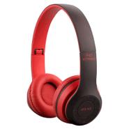 Auriculares P47 inalámbricos con Bluetooth - Rojo al mejor precio solo en loi