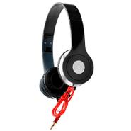 Auriculares BASS Estéreo plegables con micrófono integrado - Negro al mejor precio solo en loi